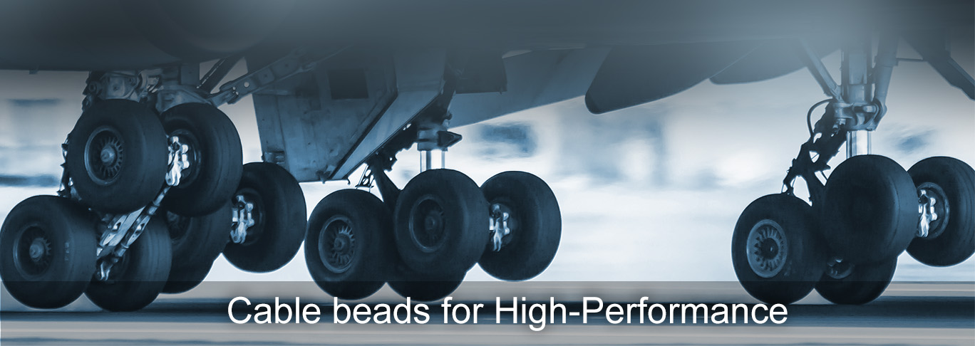 OTTO KUHLMANN OKW Cable beads for High-Performance